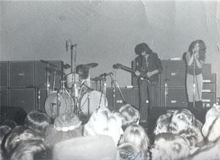 Image result for black sabbath first concert images