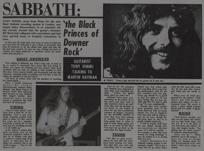 the official black sabbath website official black sabbath website